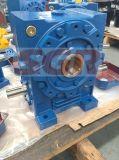 Eficacia alta, reductor del engranaje de gusano de la operación de poco ruido, lisa, diseñado para la aplicación de la máquina de extrudado