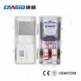 Kg-Hy-D101un medidor eléctrico monofásico de caja de plástico