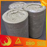 Тепловой Теплоизоляция материала рок шерсти одеяло для оборудования с высокой температурой каплепадения