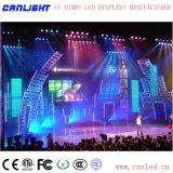 Schermo di visualizzazione dell'interno del LED dell'affitto di alta precisione calda di vendita P2.98&P3.91&P4.81 per le attività di cerimonia nuziale