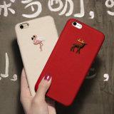 cubierta creativa del teléfono 3dcustomized para el iPhone 7 casos de TPU