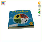 Hohes Qaulity 3D farbenreiches Kind-Buch-Drucken (OEM-GL002)
