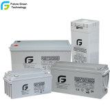 12V 150Ah recargable UPS de la batería de plomo ácido de la energía solar