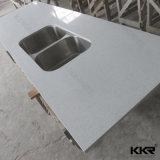 Искусственним проектированные мрамором каменные Countertops кухни (171108)
