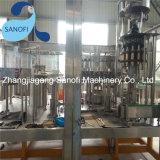Machine de remplissage carbonatée de boisson non alcoolique pour la bouteille d'animal familier, machine de remplissage de l'eau de seltz