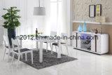 현대 식당 고정되는 식탁과 의자 시리즈 (CT-190+ 73#) MDF 테이블