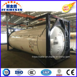 20feet 20.3cbm T50/T75 Chlorine/LPG/LNG Gas-Becken-Behälter mit BV, ASME, Csc Bescheinigungen