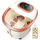 Machine électrique mm-8803 de rouleau-masseur de STATION THERMALE de pied de matériel à la maison