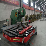 2017 최신 CNC 펀칭기