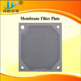 A placa do filtro de óleo para o óleo comestível