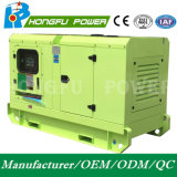 Water Cooling를 가진 Soundproof를 가진 110kw 138kVA Cummins Power Diesel Generator