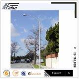6m 8m quadratischer Straßenlaterne-Stahl Pole