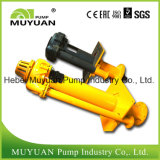 Pompa di trattamento efluenta dei residui di scarico verticale centrifugo del laminatoio