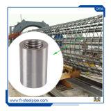 2018 새로운 발육된 평행한 스레드된 강철 Rebar 연결기