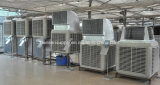 Dispositivo di raffreddamento di aria della macchina 380V 3phase di raffreddamento per evaporazione per spazio all'aperto