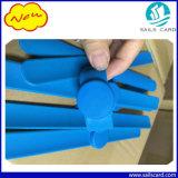 Slap pulseiras de silicone de RFID com opções flexíveis de bandas de Mola Biestável em aço inoxidável