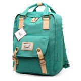 Женщин в рюкзак Macaroon Canvas рюкзак рюкзак ЭБУ подушек безопасности школы