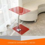 ガラスラップトップの立場、赤、黒、選択のための白3カラー