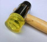 يصنع ميتدة [توو-وي] مع مقبض خشبيّة في يد [توه-1]