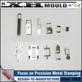 Soem-kundenspezifisches kleines Metall, das Herstellungs-Halter für Elektronik stempelt
