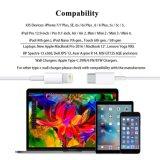 Typ-c zum Blitz-Kabel-Telefon-Adapter für MacBook Aufladeeinheit