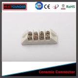 Blocchetto terminali di ceramica a temperatura elevata (palo 7)