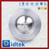 Didtek задерживающий клапан подъема вафли плиты конструкции Slam Non двойной
