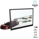 Cabina de visualización transparente de China LG Samsung 3D LCD