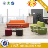 Fashion canapé en cuir Meubles de salle de vie modernes (HX-SN8030)