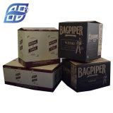 卸し売りカスタムプリント磁気閉鎖のギフトの紙箱を詰める贅沢で白いボール紙のギフト