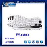 EVA de moda Outsoles para la fabricación de los zapatos de los deportes