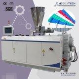 PVC+ASA/PMMA 물결 모양 루핑 장 생산 기계