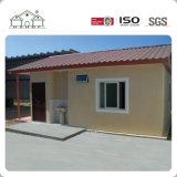 Prefabricated 강철 Struture 별장 집 조립식 가옥 홈