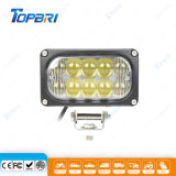indicatore luminoso del lavoro dell'automobile della jeep LED dell'obiettivo di 5.5inch 30W 5D