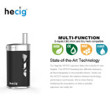 2017 HEC Arter Starter Kit Hot Sale Cera e cigarro elétrico seco com ervas