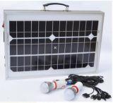 Système d'alimentation solaire solaire de lampe de panneau solaire Adps-1220L