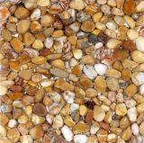 حصاة [ستون ولّ] زخرفة أحمر راتينج لون/نهر حجارة