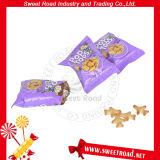 Dulce camino lindo varios forma sabor de la leche a los niños galletas