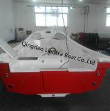 Hete Verkoop van de Vissersboot van de Boten Panga FRP van Liya 19FT de Buitenboord