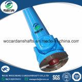 Eje cardánico SWC Acoplamiento del eje universal para la maquinaria