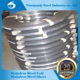 410 bande d'acier inoxydable de fini du miroir du numéro 8 8K pour la vaisselle de cuisine, la décoration et la construction