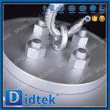 Valvola di ritenuta ad alta pressione dell'oscillazione della saldatura testa a testa di Didtek Wc9