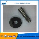 Conetor interno do aço inoxidável da precisão