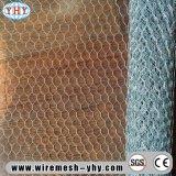 Cerca de alambre de Hexagnal del acero inoxidable para la decoración del edificio