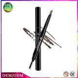Crayon de sourcil tournant automatique de produits de beauté de couleurs des têtes 3 de l'aperçu gratuit deux