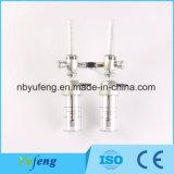 Yyf-05D1/2 Fa serie caudalímetro oxígeno médico/inhalador con humidificador