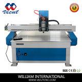 単一ヘッドCNCの木製の木工業機械(VCT-1530WE)