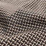 卸売のための100%Polyesterによって編まれるリネンソファーの家具製造販売業の織布