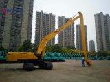 Excavatrice SK350-10 22m de Long Reach & bras de rampe