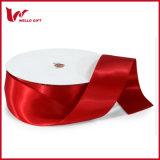 Comercio al por mayor colorido cinta de satén para embalaje de regalo